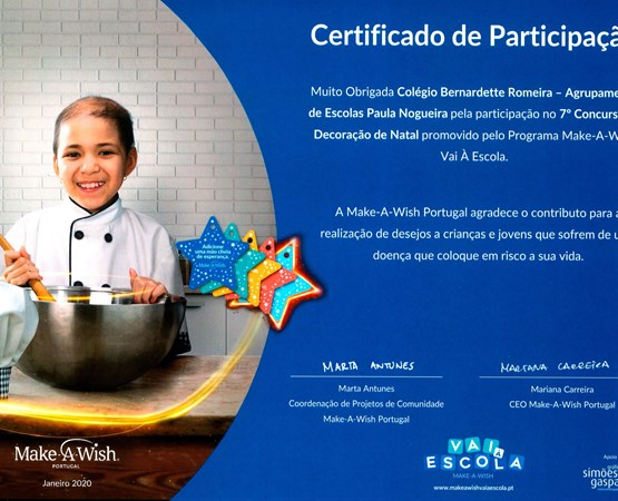 A participação do CBR na iniciativa Make-A-Wish